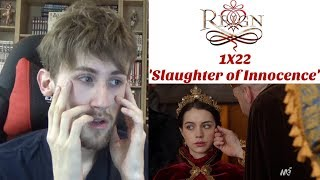 Reign Season 1 Episode 22 (FINALE) - 'Slaughter Of Innocence' Reaction