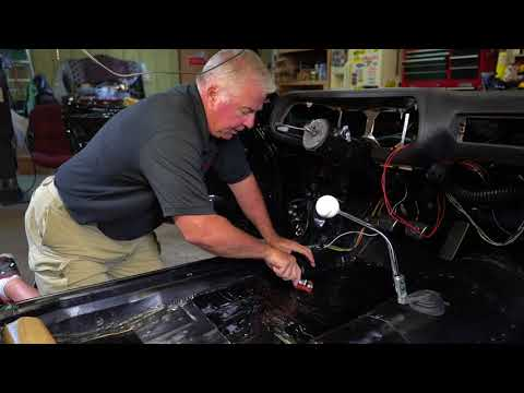 How to Install HushMat Sound Deadening and Heat Insulation in a Floor Pan Video