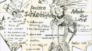 Aufruhr Zur Liebe - Sweethome Under White Clouds (Live)