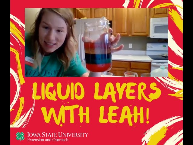 ISU Extension: Liquid Layers