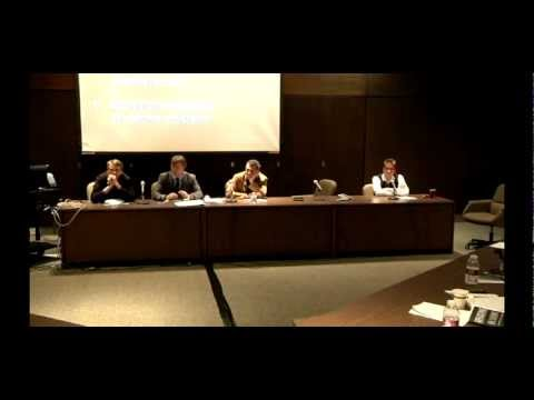 SESSION IV: BUSINESS POWER, Forum on Capital as Power 2011