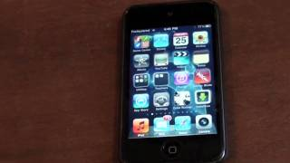 How to Unlock Your iPod Touch if You Forgot Your Passcode WITHOUT RESTORING