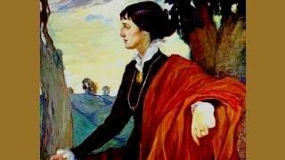 Урок русской литературы. Ранняя лирика Анны Ахматовой. 1-ая часть