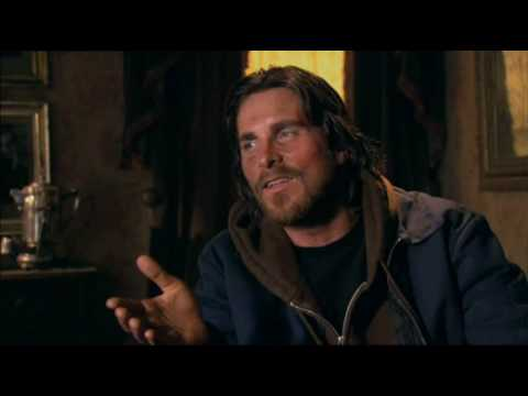 Christian Bale - 3:10 to Yuma: the Rider and his horse ...