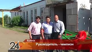 Руководитель буинского машиностроительного завода завоевал «золото» на ЧМ по армрестлингу