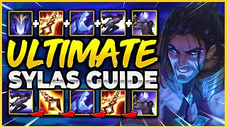 THE ULTIMATE SEASON 11 SYLAS GUIDE   COMBOS, RUNES, BUILDS, ALL MATCHUPS - League of Legends