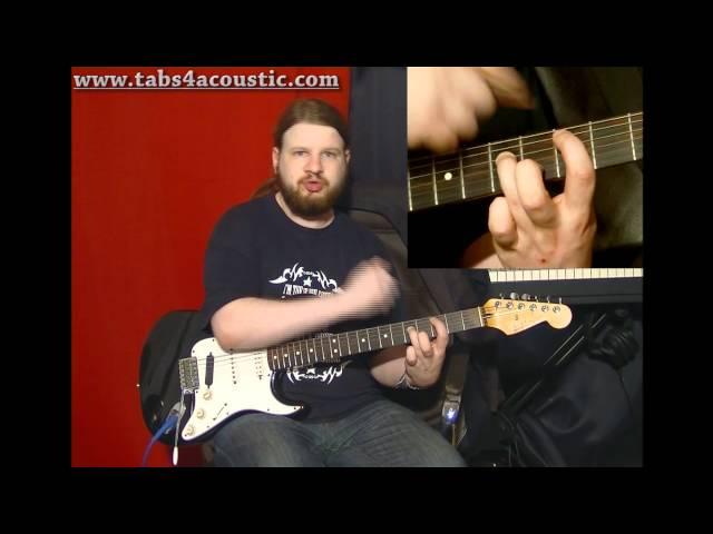 Cours de guitare : Les accords de puissance pour les débutants - Partie 1