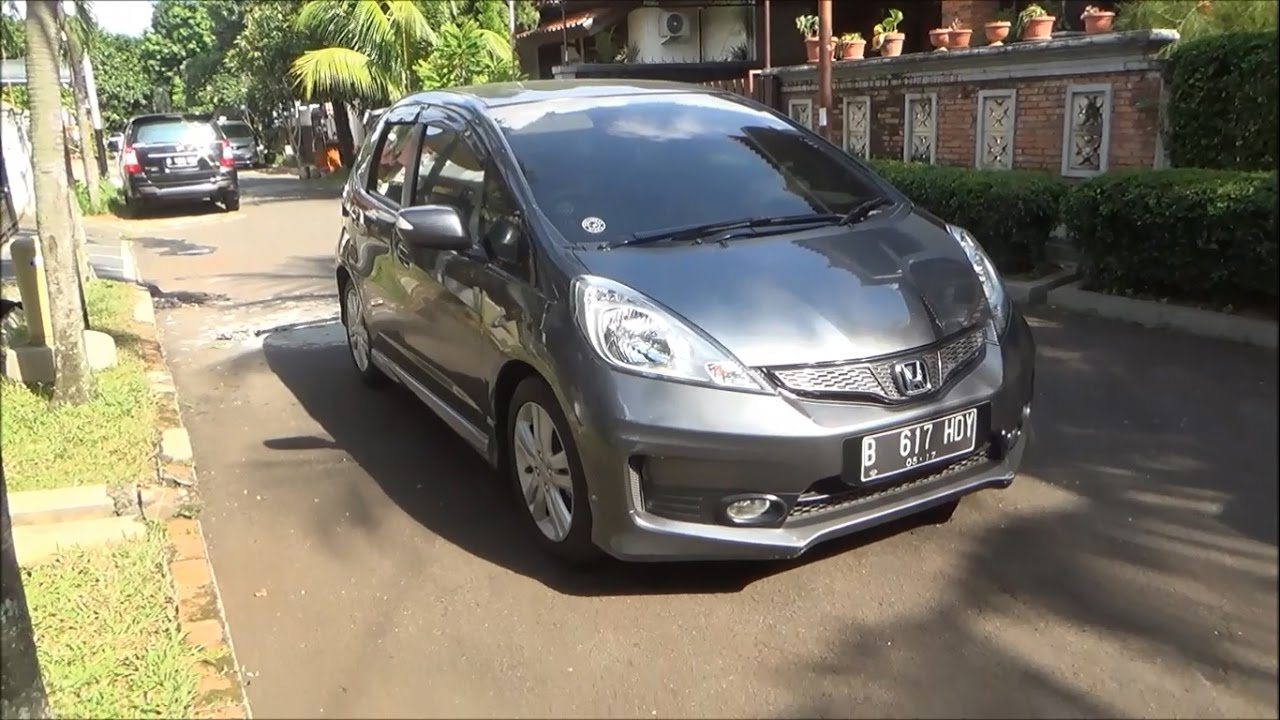 review honda jazz rs ge8 tahun 2012 youtube. Black Bedroom Furniture Sets. Home Design Ideas