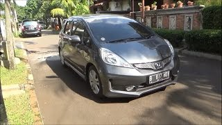 Review Honda Jazz RS GE8 Tahun 2012