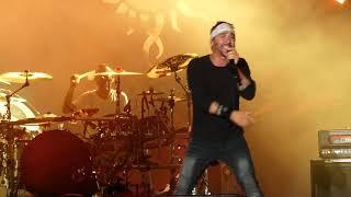 """""""Take It to the Edge"""" Godsmack@Steel Stage Bethlehem, PA 8/9/19"""
