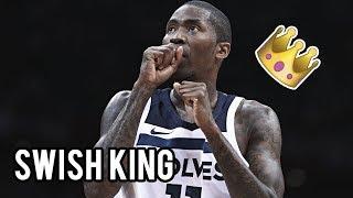"""NBA """"UNBLOCKABLE Shots"""" Moments (High Arcing Shots)"""