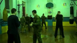 Русский Рукопашный Бой обучение в группах