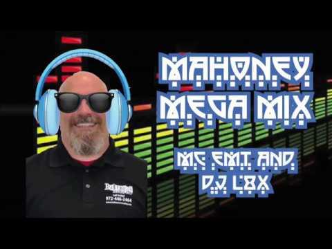 """""""Mahoney Mega Mix"""" classroom percussion beatbox"""