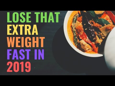 how can lose weight fast without exercise