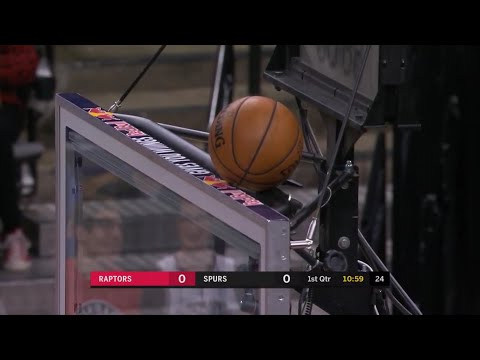 La extraña anécdota del Raptors-Spurs: algunos lo vieron como un guiño de Bryant desde el cielo