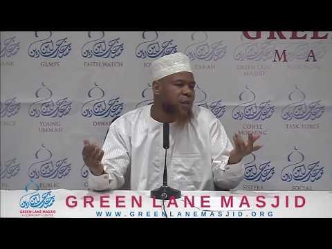 Conversations with Allah  (سُبْحَانَهُ وَ تَعَالَى-) - Shaykh Abu Usamah