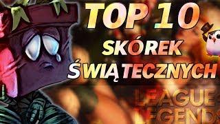 10 Najlepszych Świątecznych Skinów w League of Legends