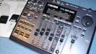 boss br 532 digital studio