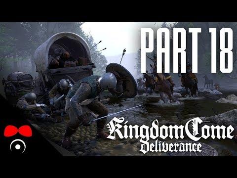 VESNICKÝ HŇUP MELICHAR!   Kingdom Come: Deliverance #18
