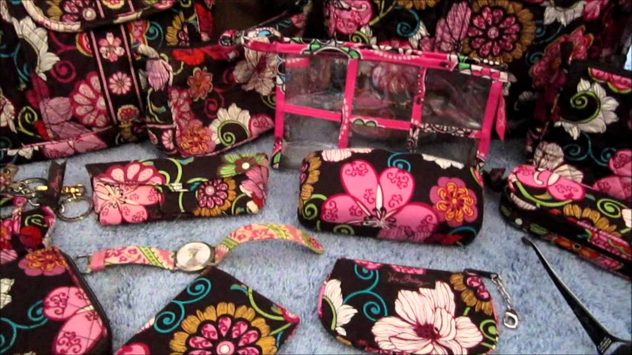 My Cute Collection Of Vera Bradley Mod Fl Print Bags And Purses