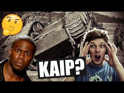 DARIUS APSIVERTĖ! - World of Tanks thumbnail