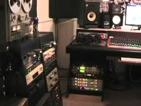 The Gearbox Recording Studio Paramus New Jersey Video Tour NJ