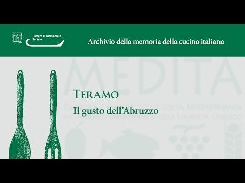 Memory archive of Italian Cuisine - Teramo
