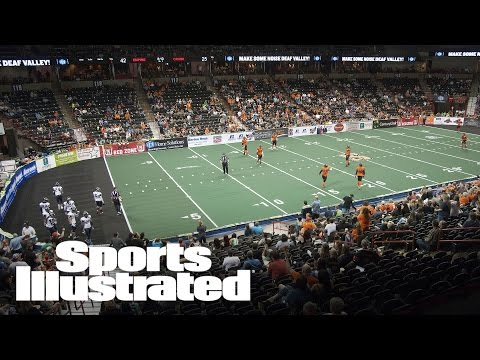 Salt Lake Screaming Eagles Vs. Spokane Empire Game | IFL | Sports Illustrated