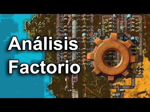 Factorio - Análisis en español