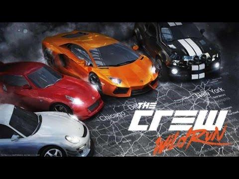 The Crew [Xbox One] Detroit + Chicago | Twitch.TV Livestream