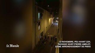 Jornalista do Le Monde gravou ação de terror