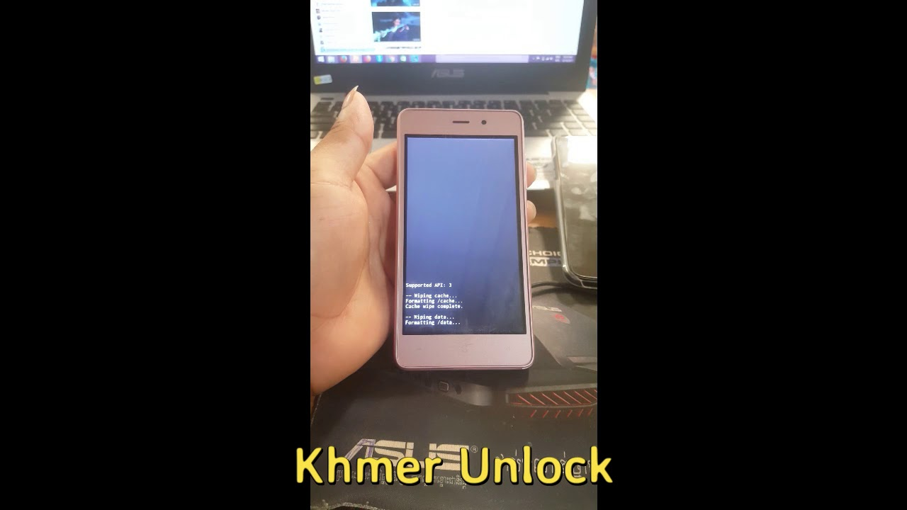 How To Hard Reset Leagoo Z3 \ hard reset leago Z3 by KhmerUnlock