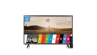 "LG LJ550M 32"" 720p Smart HDTV with webOS, Builtin WiFi ..."