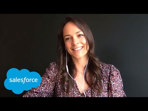 Tasty Tips for Healthy Eating with Kelly LeVeque | B-Well Together | Salesforce