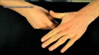 freaky finger magic trick