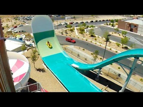 Rocket Water Slide Water Slide at Wet n Wild