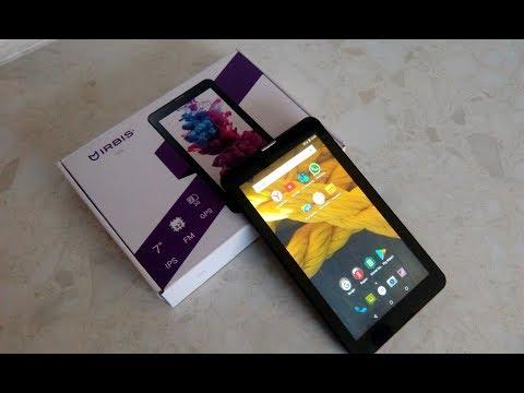 Обзор бюджетного планшета от мегафона IRBIS TZ55