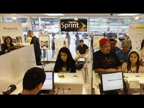 Softbank in Advanced Talks to Buy Sprint-Nextel