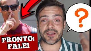 A MINHA TRETA COM CRISTIANO RONALDO!!!