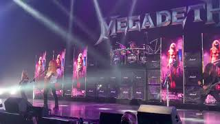 Megadeth - The Conjuring - Dallas 2021