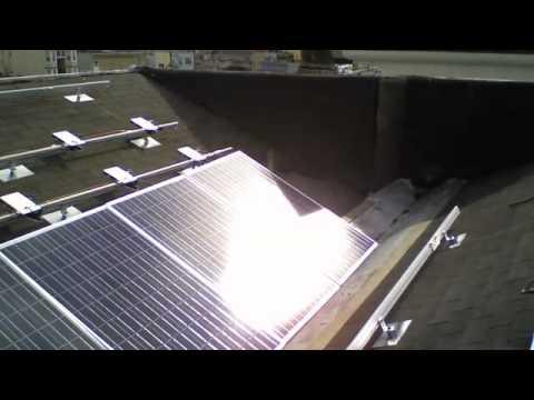 Skytech Residential Solar Panel Installation