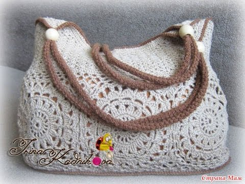 Crochet Bag Free Simplicity Patterns95 Youtube