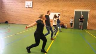 Workshop hip-hop/breakdance @ Menso Alting Zwolle