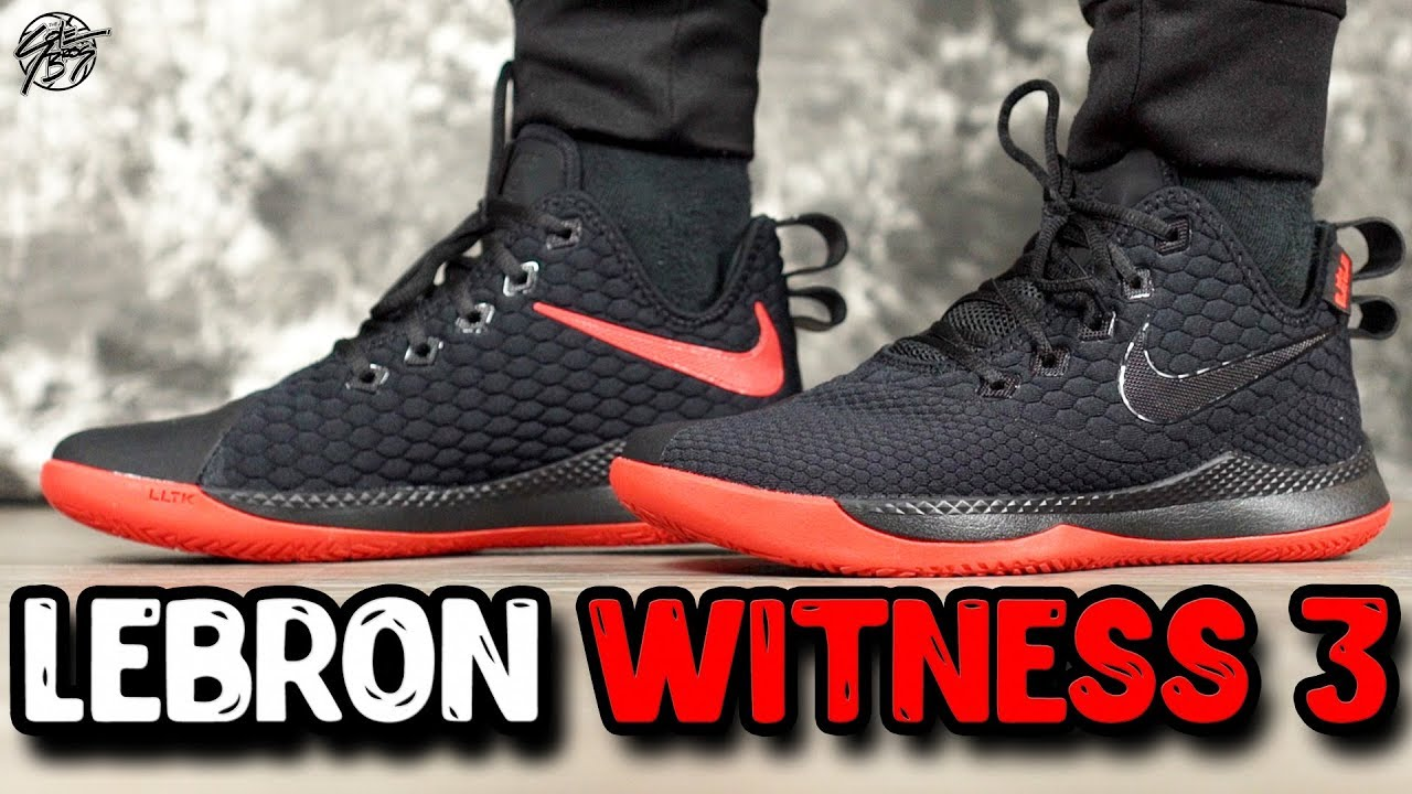 Nike Lebron Witness 3 First Impressions