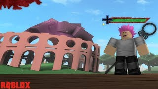 FIGHTING A MINI BOSS | NEW FEATURES | ROBLOX AKAME GA KILL REVELATIONS | iBeMaine