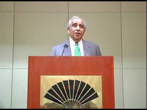 Cong. Charles Rangel - New York's 15th District (NBLCA Breakfast Welcome Part 1)