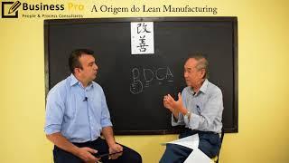 A Origem do Lean Manufacturing - Entrevista Prof. Hiroaki
