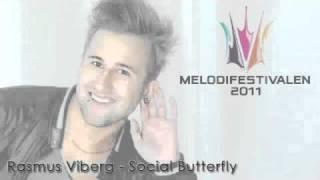 Melodifestivalen 2011: Social Butterfly - Rasmus Viberg MP3