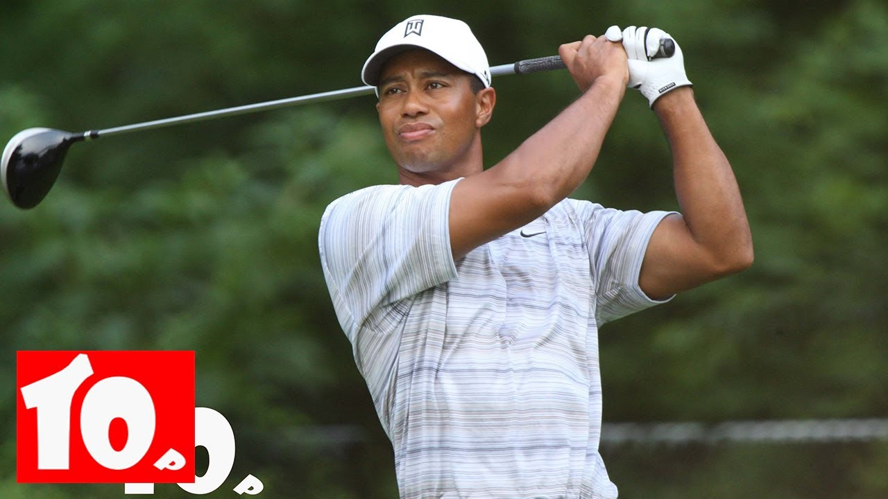 Top 10 Greatest Golf Players