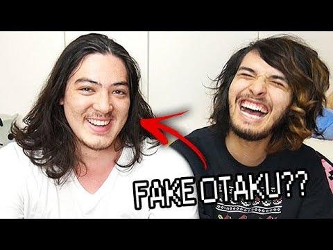 My Best Friend Is A Fake Otaku.